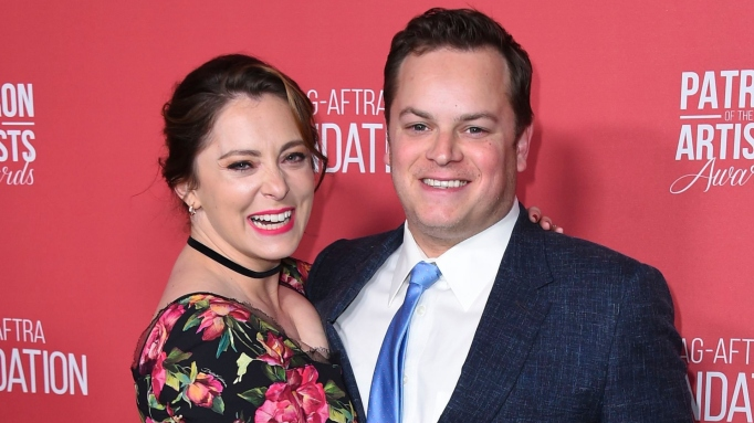 'Crazy Ex-Girlfriend' star Rachel Bloom and husband Dan Gregor.
