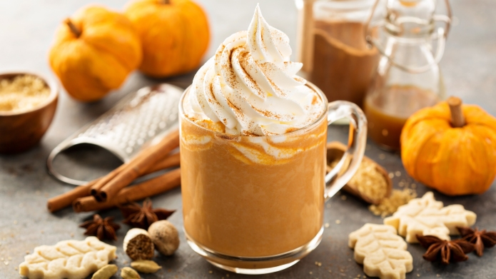This Is The Most Pumpkin Spice Obsessed State, According to GrubHub