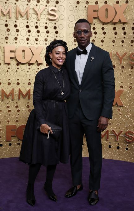 Mahershala Ali (R) and Amatus Ali arrives for the 71st annual Primetime Emmy Awards ceremony held at the Microsoft Theater in Los Angeles, California, USA, 22 September 2019. The Primetime Emmys celebrate excellence in national primetime television broadcasting.Arrivals - 71st Primetime Emmy Awards, Los Angeles, USA - 22 Sep 2019