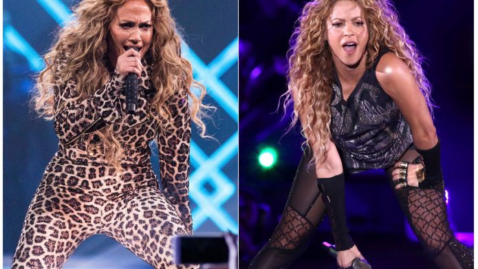 Halftime Show Thanksgiving 2020.Jennifer Lopez And Shakira To Do The Super Bowl Halftime
