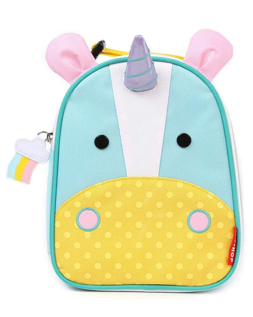 Skip Hop Zoo Kids Insulated Lunch Bag