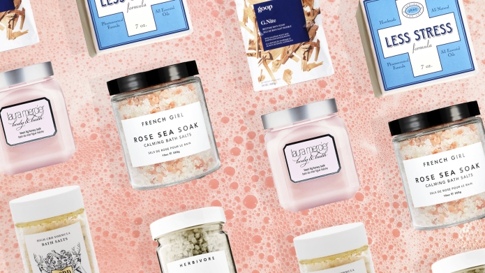 10 Soothing Bath Salts and Soaks — Because We All Need to De-Stress