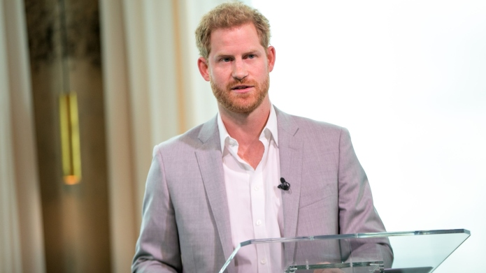 Prince Harry Has a Perfectly Good