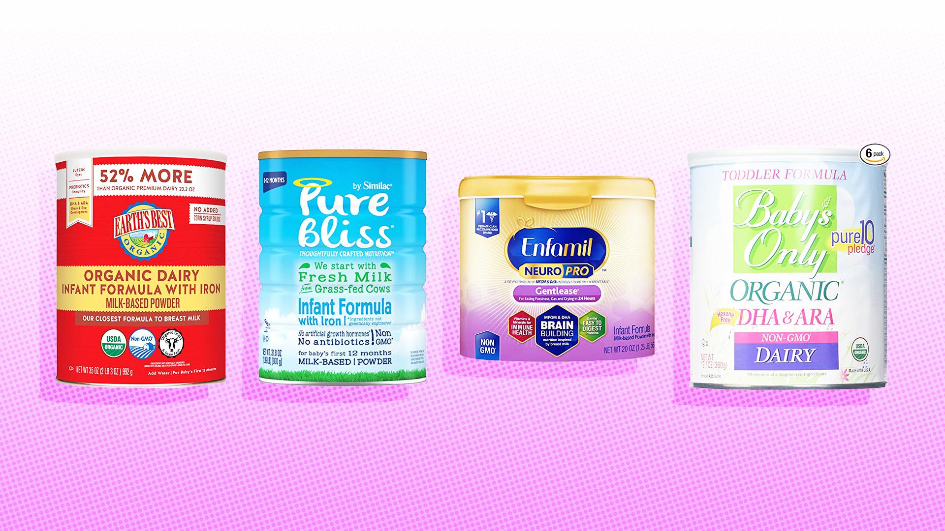 The Best Baby Formulas You Can Order on Amazon