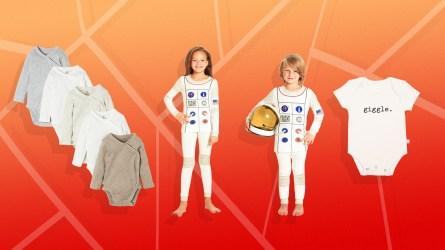 Gender neutral kids clothing