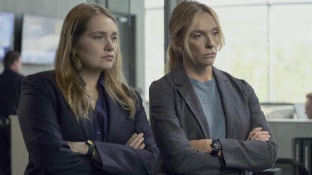 Netflix's 'Unbelievable' female detectives.