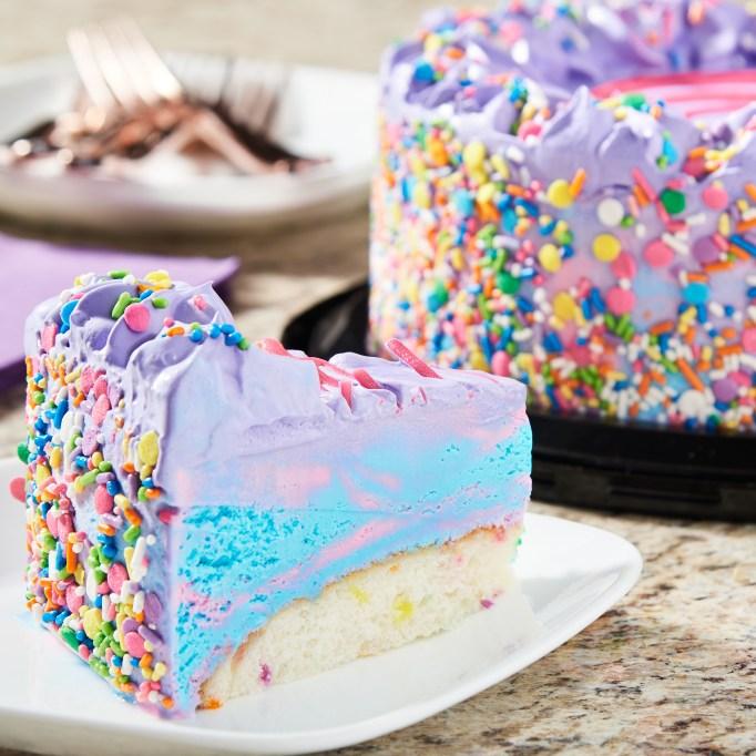 Walmart Marketside Unicorn Ice Cream Cake