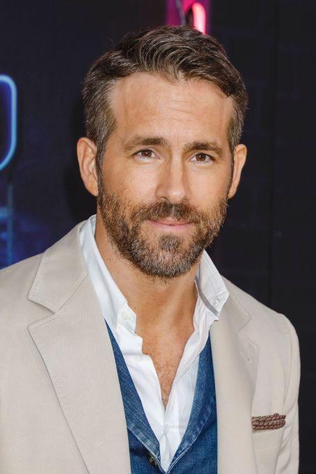 Ryan Reynolds 'Pokemon Detective Pikachu' film premiere, Arrivals, New York, USA - 02 May 2019