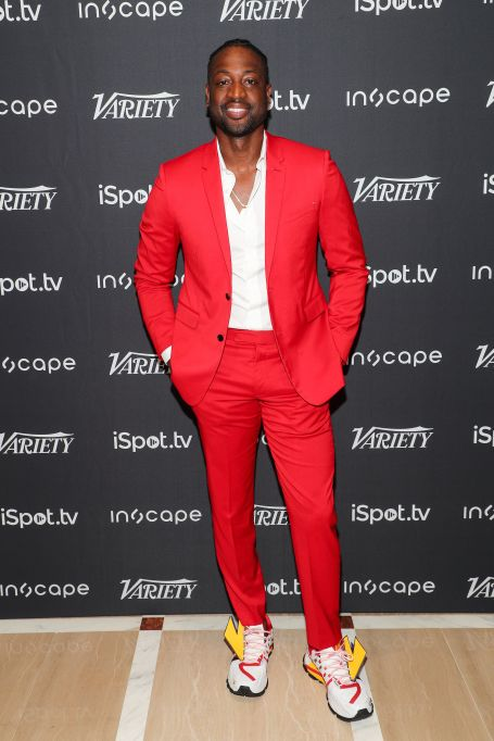 Dwyane Wade Variety Studio, Presented by Inscape & iSpot TV, Day 1, Cannes, France - 18 Jun 2019