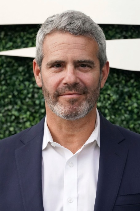 Andy Cohen attends the semifinals of the U.S. Open tennis championships, in New York2019 US Open Tennis - Day 11, New York, USA - 05 Sep 2019