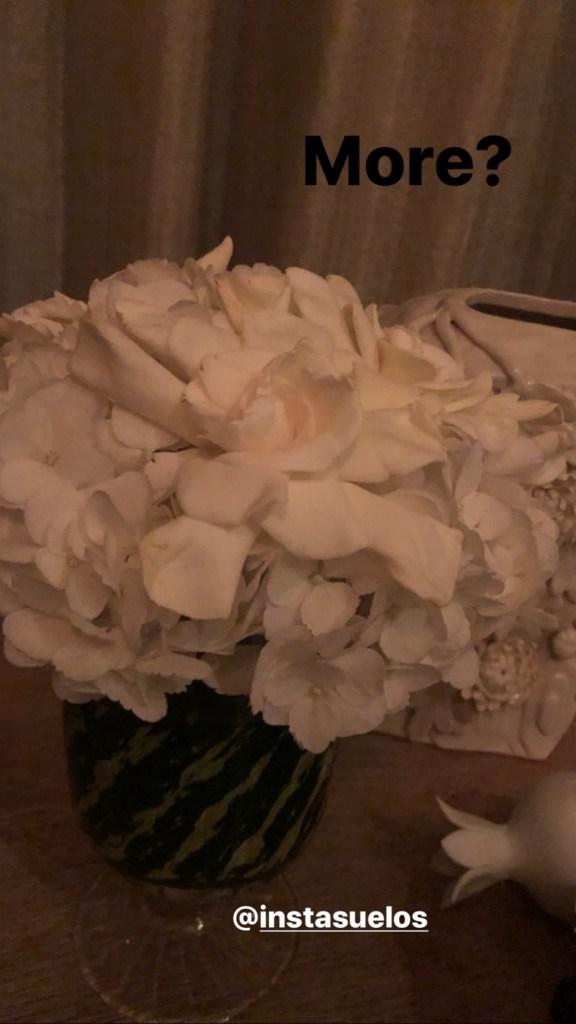 Flowers Kelly Ripa Mark Consuelos Birthday