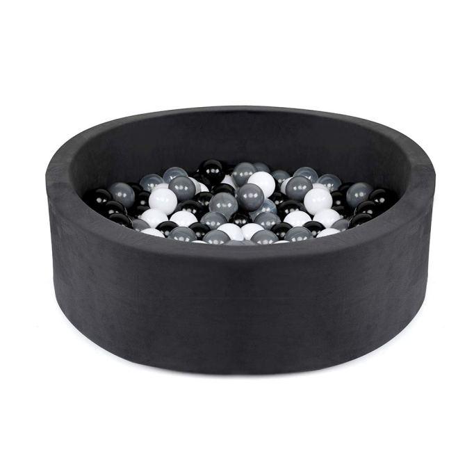Monochromatic Ball Pit