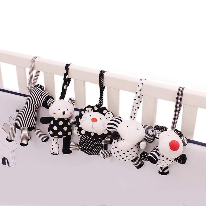 Zoo Animal Stroller Toys
