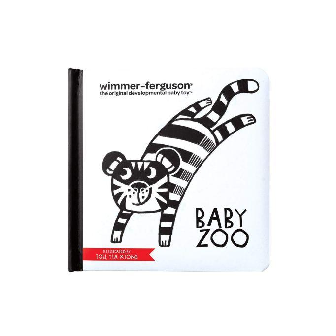 Zoo Board Book