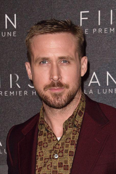 Ryan Gosling 'First Man' premiere in Paris, France - 25 Sep 2018