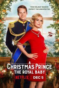 'A Christmas Prince: The Royal Baby' Poster