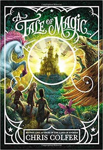 'A Tale of Magic...' cover