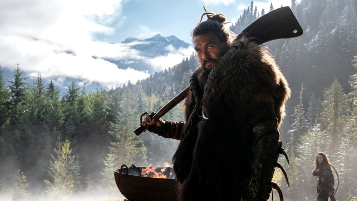 Jason Momoa in Apple TV's 'See.'