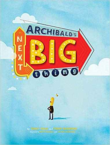 'Archibald's Next Big Thing' cover