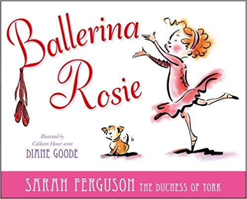 'Ballerina Rosie' cover
