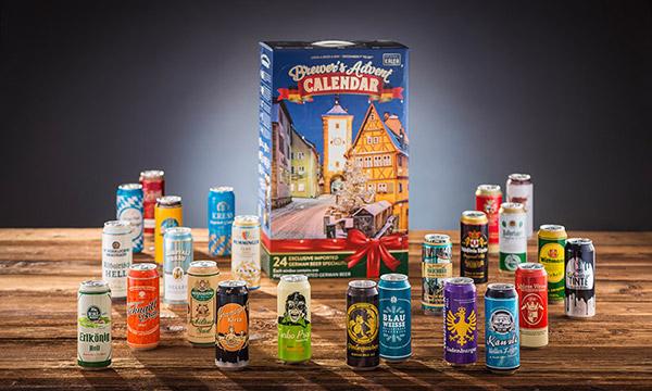 Brewers Advent Calendar