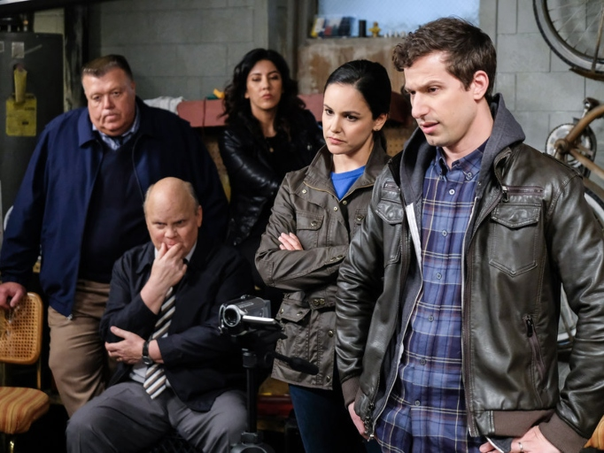 'Brooklyn Nine-Nine' was just renewed for Season 8.
