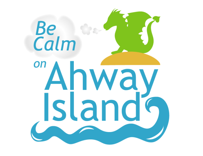 Be Calm on Ahway Island