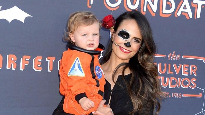 Celebrity Kids Halloween Costumes: Jordana Brewster