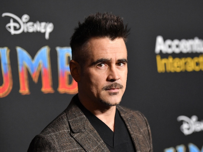 Celebs Who Struggled With Addiction: Colin Farrell