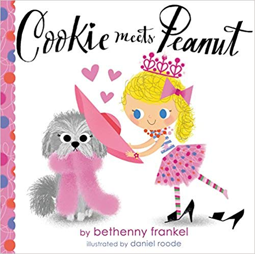 'Cookie Meets Peanut' cover