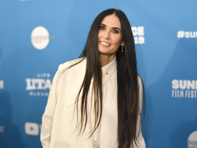 Demi Moore has struggled with drug and alcohol addiction