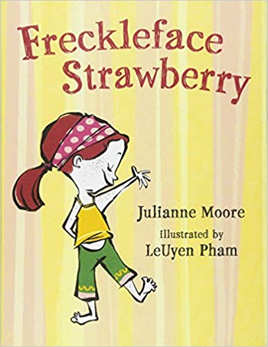 'Freckleface Strawberry' cover