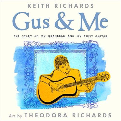 'Gus & Me: The Story of My Granddad and My First Guitar' cover