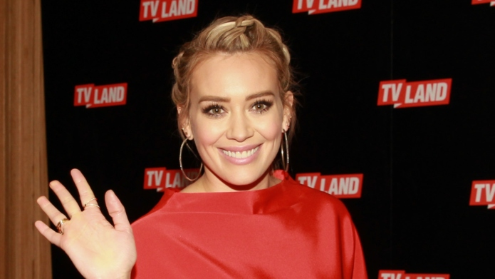 'Lizzie McGuire' star Hilary Duff at