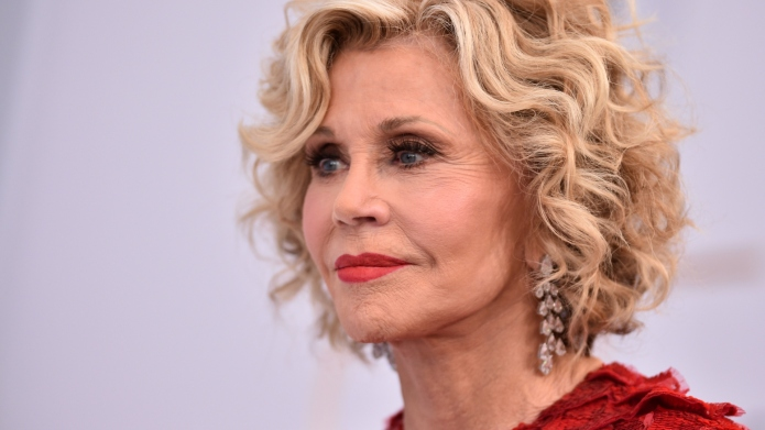 Jane Fonda Was Arrested at a Climate Change Protest in DC & These Are All the Best Tweets About It