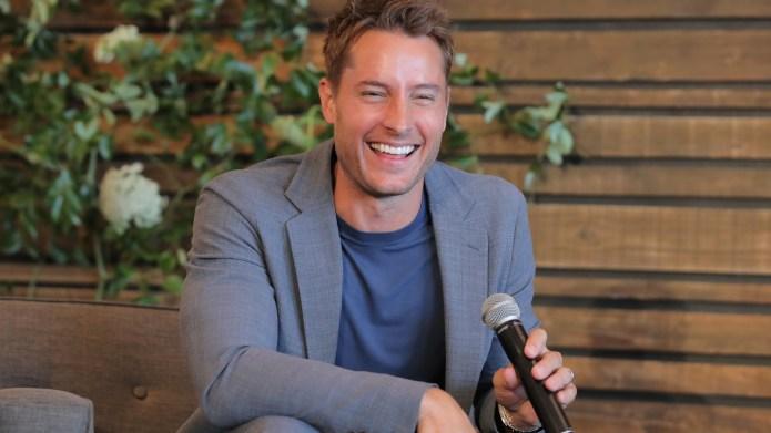 Justin Hartley guest hosts 'Ellen'
