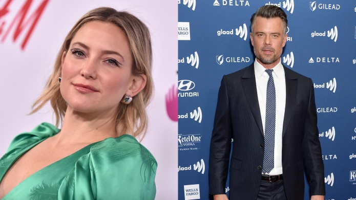 Kate Hudson and Josh Duhamel