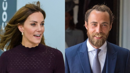 Kate Middleton James Middleton