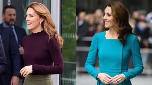 Kate Middleton Blond Hair Brown Hair