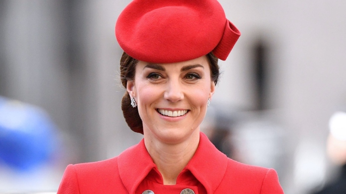 Kate Middleton Debuts the Blondest Hair We've Ever Seen on Her