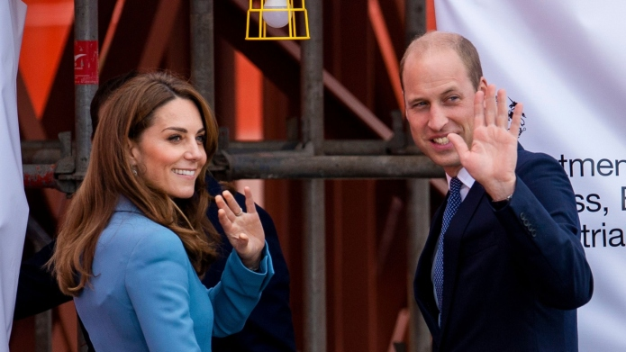 Prince William & Kate Middleton Just Removed Every Mention of Harry & Meghan From Their Charity Website