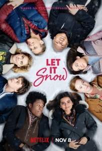 Let It Snow Poster
