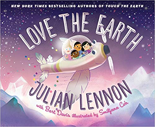 'Love The Earth' cover