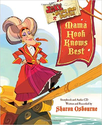 'Mama Hook Knows Best' cover