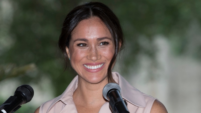 Meghan Markle Posts a Throwback Video of Her 11-Year-Old Self Fighting Sexism