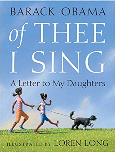 'Of Thee I Sing' cover