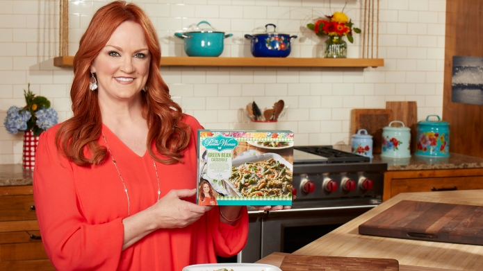 Thanksgiving Dinner Just Got a Lot Easier Thanks to Ree Drummond's New Frozen Food Line