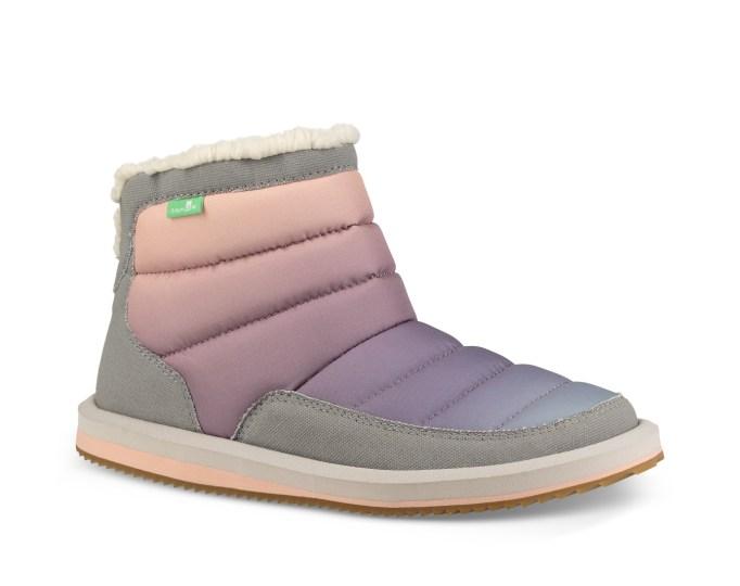 The ultimate cozy slipper