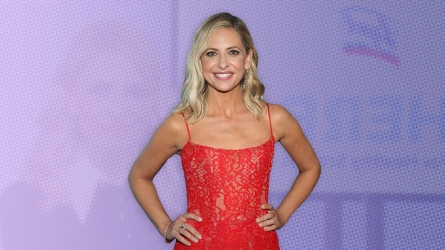 Sarah Michelle Gellar talks to SheKnows