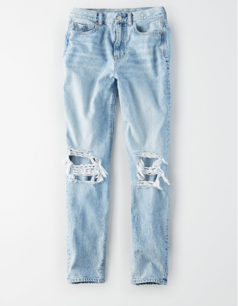 Mom jeans american eagle
